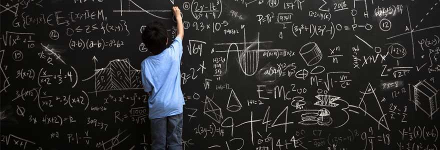 les mathématiques-cours
