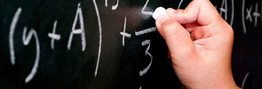 soutien scolaire en maths